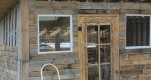 Scrapality: Project: Pallet Shed-The Roof
