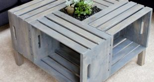 Wooden Pallet Bedside Table With New Ideas Picture Wood Pallet Furniture Plans I...