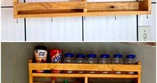 Gorgeous Diy Pallet Shelf