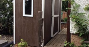 12x16 lean to shed plans free. #shedplans #diyshed #shedexterior #diyprojects