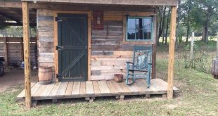 DIY Pallet Shed Pallet Outdoor Cabin Plans