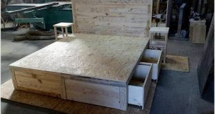Einzigartige und hübsche Holzpalettenprojekte