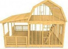 Pallet shed floor plans. #shedplans #backyard #sheds