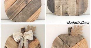 27 Kreative Herbstpaletten-Projekte für die Dekoration Ihres Hauses mit kleinem...