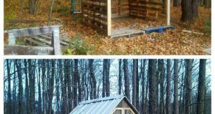 Pallet Shed Pallet Shed #PalletShed #RecycledPallet The post Pallet Shed appea...