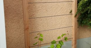 Rankhilfe für Weinrebe - Bauanleitung zum Selberbauen - 1-2-do.com - Deine Heim...