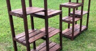 Super diy wood pallet shelf porches 55 Ideas