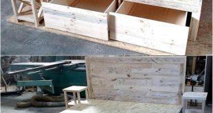 Teds Holzbearbeitung – Es gibt viele Gegenstände in einem Haus, die von Hand erstellt werden können