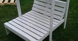 Unique pallet bed for kids with shed - DIY Pallet Furniture - #bed #DIY #Furni...