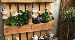 Gartendeko basteln Naturmaterialien - 35 Beispiele, wie Sie den Garten aufpeppen - Terry Tinkley