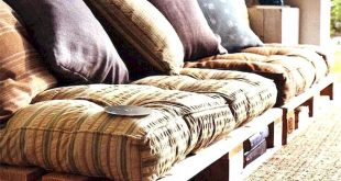 55 Beautiful DIY Projects Pallet Sofa Design Ideas