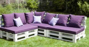 DIY Outdoor Couch aus Euro-Paletten blog.wohn-guide.d...