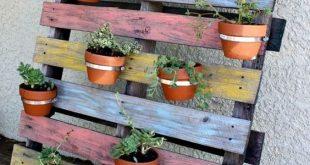 Dank diesen 19 coolen Garten-Ideen werft ihr keine Holzpaletten mehr weg