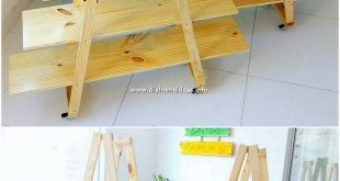 Easiest DIY Ideas with Recycled Wood Pallets-