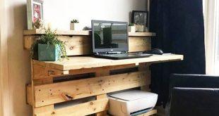 Fabulous 33+ Wood Pallet Wall Projekte Ideen - Sensod - Erstellen. Verbinden. Marke