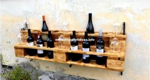Mind Blowing DIY Pallet Wood Ideas And Projects