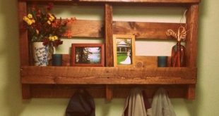 Our Very Own DIY Pallet Shelf | Cultivate Your Wellness