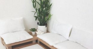 Pallet Couch Cushions | How To Make A Table Out Of Pallets | Do It Yourself Pall...