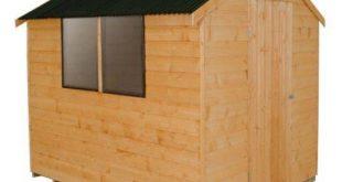 Pallet diy shed plans 6 x 4. #shedplans #diyshed #shedexterior #diyprojects