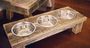 Pet food bowl for dog or cats #cat Dun4Me is the marketplace for custom made ite...