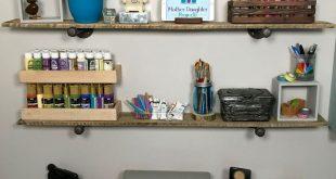 Pipe & Pallet Shelf