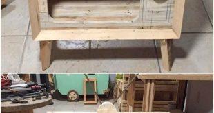 Repurposed Wooden Pallet DIY Ideas