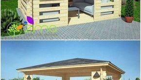 Schockierende Holzpaletten-Ideen für Ihre Schönheit zu Hause - daniele
