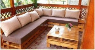 Spectacular Diy Projects Pallet Sofa Design Ideas For You 05