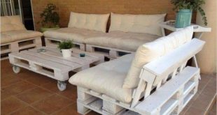 Spectacular Diy Projects Pallet Sofa Design Ideas For You 39