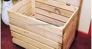 Unlimited DIY Ideas Made Out of Wood Pallets