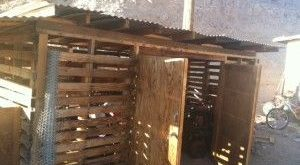 down and dirty cheap wood pallet shed homesteadthedeser